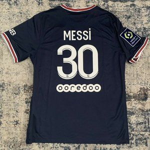 ⚽2021 PSG #30⚽ Lionel MESSI Home Jersey